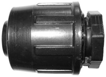 813 típ. végdugó 20 mm TOK LPE