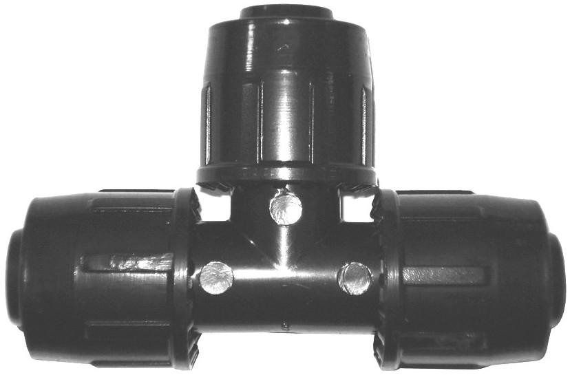 814 típ. T idom 20×20×20 mm TOK-TOK-TOK LPE