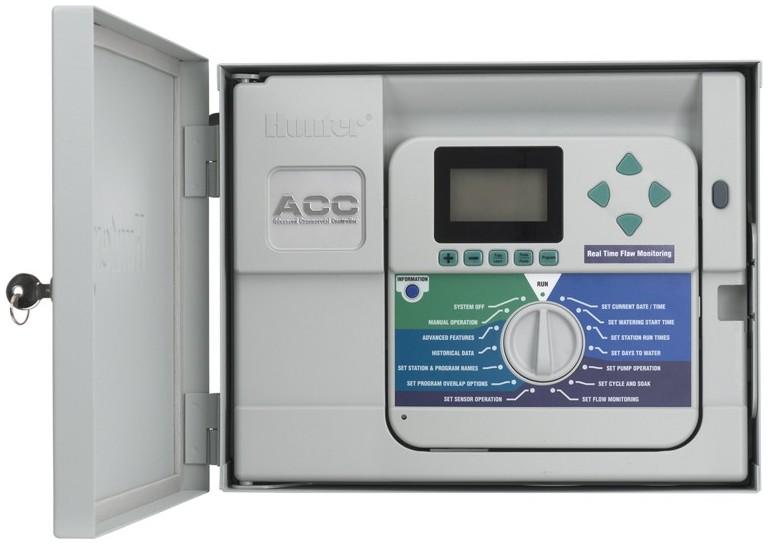 ACC-99D dekóderes automatika, fém házzal