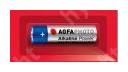 Alkáli ceruzaelem AA 1,5V, AgfaPhoto, 16/1 db