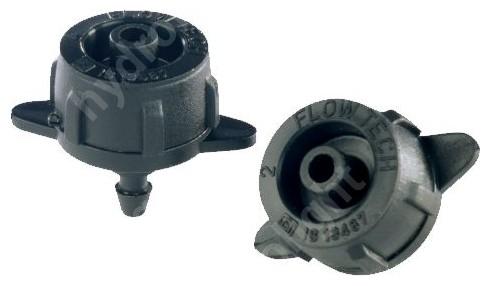 AGRI-PLUS csepegtető gomba, tisztítható 8 l/h