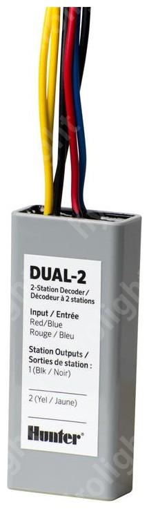 DUAL 2-zónás dekóder I-CORE dek. automatikához