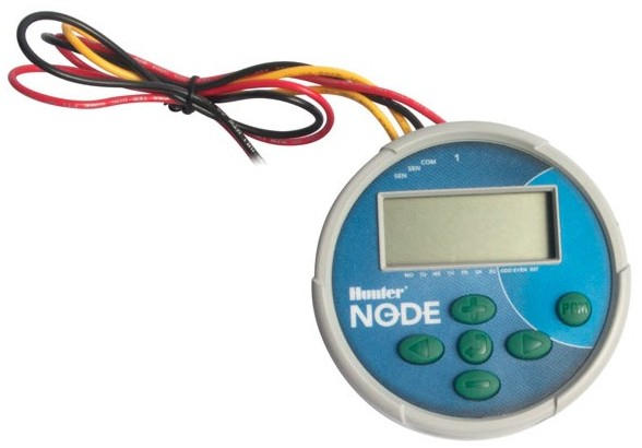NODE 2-zónás elemes automatika, szolenoid nélkül