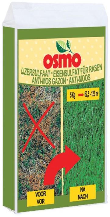 OSMO MOHAIRTÓ 18% Fe, 5 kg