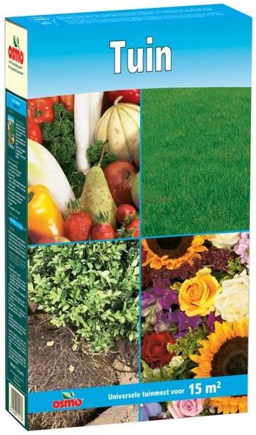 OSMO szerves zöldség- és gyümölcstáp, 1,5 kg