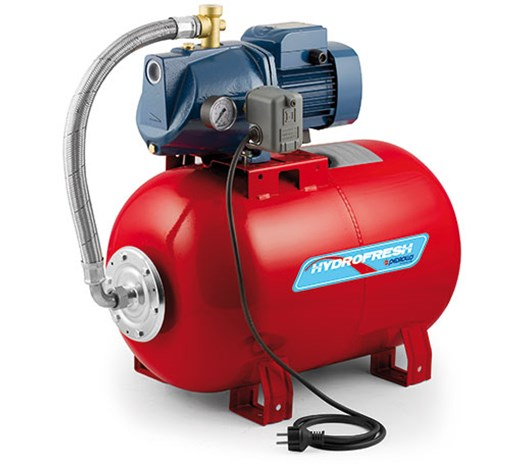 Pedrollo Hydrofresh házi vízmű JSWm 2CX 24L