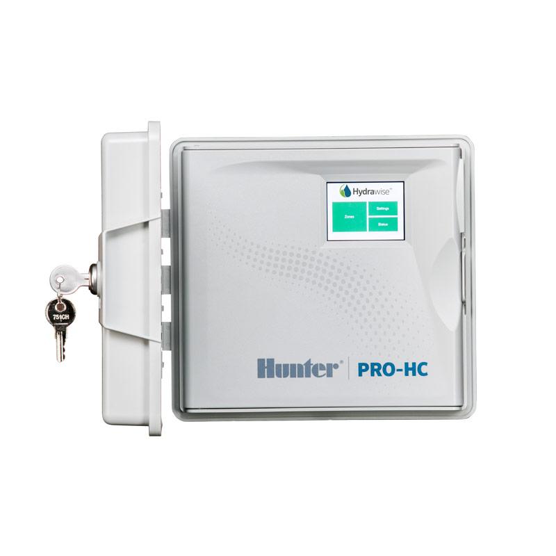PRO-HC Wi-Fi öntözésvezérlő, 12 zóna