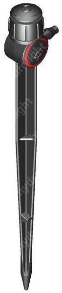 Shrubbler leszúrótüskén, 360°, nyomáskomp., 30 l/h