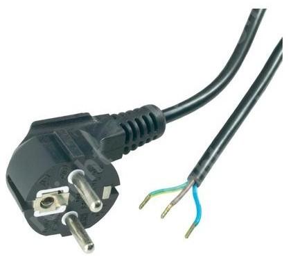 Szerelt kábel kültéri vezérlőkhöz 1,5 m | 3×0,75