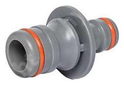 Toldó közdarab, szűkítő kuplung, XL-standard