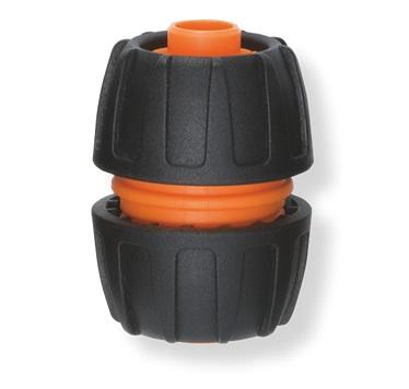 Tömlőcsatlakozó / toldó / javító 13 mm (1/2