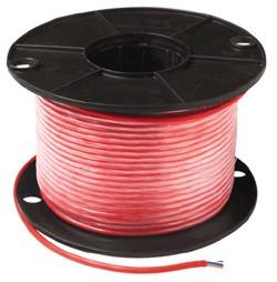 Vezérlőkábel 24 V, 5×0,8 mm