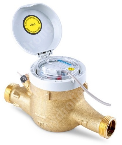 Impulzusadós vízmérő 1