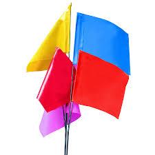 Zászló kitűzéshez, felirat nélkül
